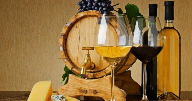 自然的馈赠,金色时代庄园葡萄酒